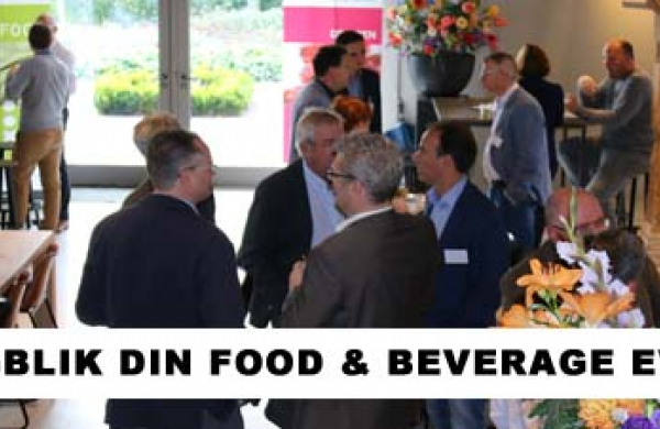 Terugblik Food & Beverage event