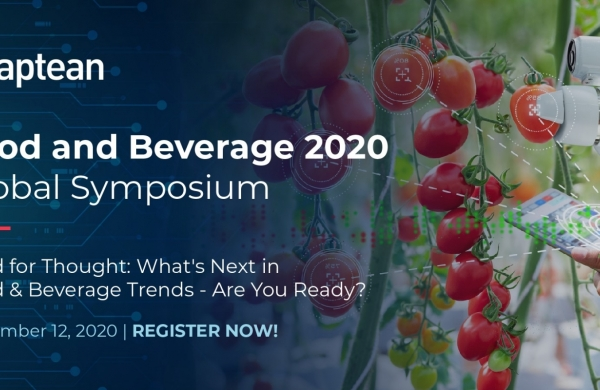 What's next in Food and Beverage Trends? – Aptean F&B 2020 Global Symposium