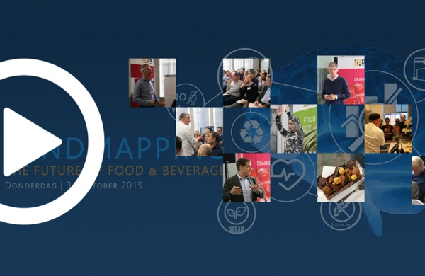 Mindmapping the Future of Food & Beverage